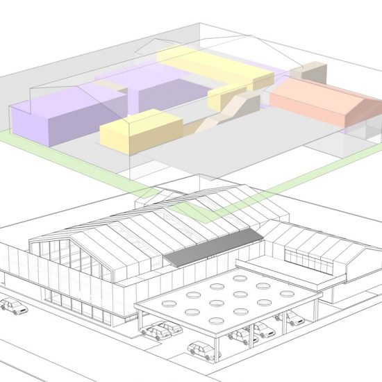 POLYGON Project Community Mall