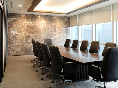 POLYGON Project Board Room