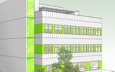 POLYGON Project Corporate HQ