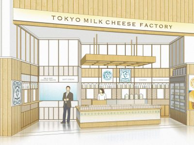 POLYGON Project Tokyo Milk Cheese Factory