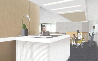 Tech Company Reception